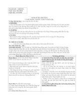 TIẾT 37-LỊCH SỬ ĐỊA PHƯƠNG (Lớp 8-9)