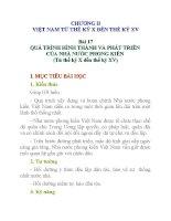 Lịch sử lớp 10 Bài 17 doc