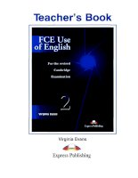 FCE Use of English two teacher''''s book part 1 doc