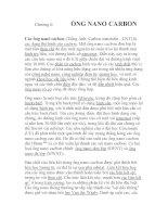 VẬT LIỆU SIÊU DẪN-CÔNG NGHỆ NANO, chương 6 pptx