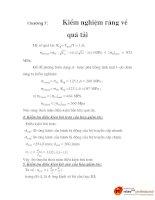 đồ án: môn học chi tiết máy, chương 7 pot
