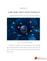 Ứng dụng Topsolid thiết kế và gia công đĩa thép ly hợp, chương 11 pptx