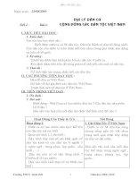 Tuần 28-33: Địa lý tỉnh Nam Định