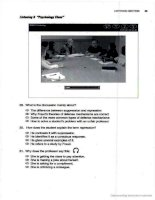 Toefl ibt internet based test 2006 - 2007 part 9 pptx