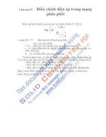 thiết bị bảo vệ và tự động hóa trong sản xuất, chương 25 pps