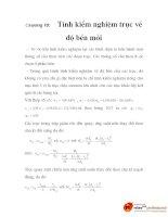 đồ án: môn học chi tiết máy, chương 10 doc