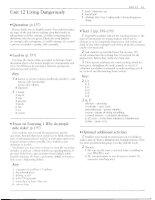 Focus on advanced english C.A.E teacher''''s book 10 ppt