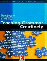 Teaching grammar creatively part 1 pps