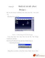 đồ án: thiết kế công nghệ CAD/CAM trong gia công cơ khí, chương 5 pot