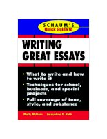 Writing great essays part 1 doc