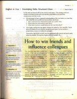 Focus on advanced english C.A.E part 8 ppt