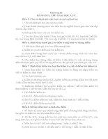 Chương III - QD 40 về xếp loại Học lực và Hạnh kiểm HS