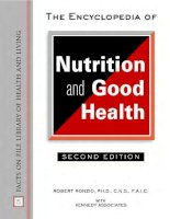 The Encyclopedia Of Nutrition And Good Health - A pdf