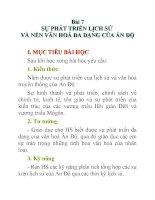 Lịch sử lớp 10 Bài 7 ppt