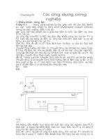 đồ án: thiết kế hệ thống điều khiển tự động, chương 20 ppsx