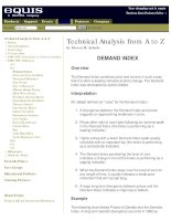 Technical Analysis from A to Z Part 4 potx
