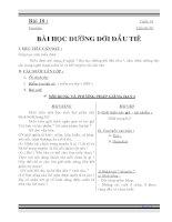 Giáo án ngữ văn 6 học kì II