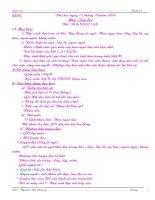 GIÁO ÁN LỚP 1 TUẦN 27- 2 BUỔI/NGÀY ( CKT-KN)