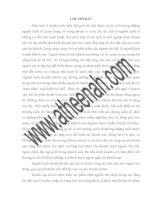 báo cáo thực tập tại Khách sạn Mường Thanh