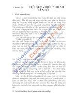thiết bị bảo vệ và tự động hóa trong sản xuất, chương 26 pdf
