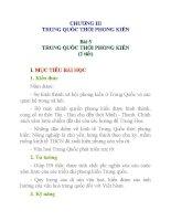 Lịch sử lớp 10 Bài 5 docx