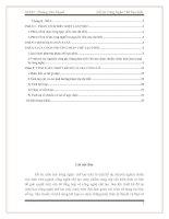ĐỒ ÁN CÔNG NGHỆ, QUY TRÌNH CÔNG NGHỆ CHẾ TẠO TRỤC GÁ, SẢN LƯỢNG 6600 CT NĂM