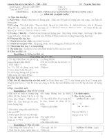 GA Dai so 11(Tuan 1- 31)
