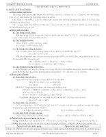 Lý thuyết và bài tập Sắt và hợp chất của sắt