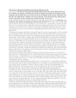 Vận dụng tư tưởng Hồ Chí Minh trong công tác đánh giá cán bộ doc
