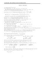 270 đề và đáp án toán dùng cho bồi dưỡng học sinh giỏi và học sinh năng khiếu