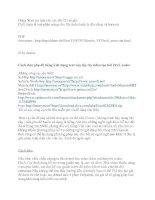 Tutorials Vbook v0.1-Thủ Thuật UDS part 4 ppt