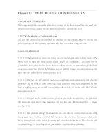LUẬN VĂN CAO HỌC - NGHIÊN CỨU KHẢ THI DỰ ÁN THÀNH LẬP NHÀ MÁY ĐẠI TU VÀ NÂNG CẤP TỰ ĐỘNG HÓA MÁY MAY CÔNG NGHIỆP TẠI THÀNH PHỐ HCM - CHƯƠNG 5 ppt