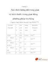 đồ án công nghệ chế tạo máy - giá dẫn hướng, chương 7 ppt
