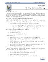 Chương 12: Xây dựng và triển khai hệ thống potx