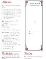 DE CUONG ON TAP HK2 - TOAN 7 (09-10)