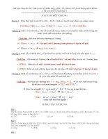 cấp tốc oxit axit tác dụng với dd kiềm