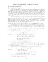phát nóng TRONG thiết bị điện pdf