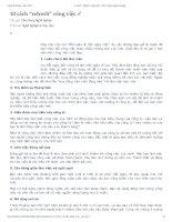 """10 cách """"refresh"""" công việc - cẩm nang nghề nghiệp"""
