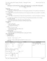 Giáo án Giải tích 12 chương II Ban cơ bản