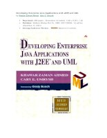developing chemical information systems an object oriented approach using enterprise java