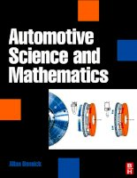 Automotive Science and Mathematics P1 ppt