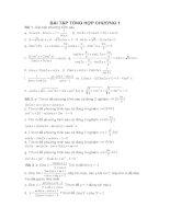 tổng hợp lượng giác 10