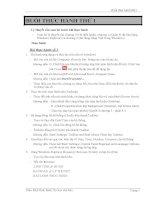 chuong III: soan thao van ban (bai thuc hanh word) cuc hay