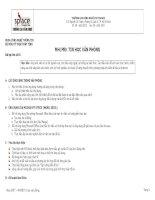 Bài tập lớn môn học: Tin học văn phòng (Số 01) docx