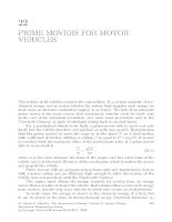 PRIME MOVERS FOR MOTOR VEHICLES docx