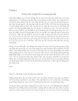 Giáo Trình Network-Mạng máy tính part 1 pdf