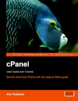 cpanel user guide and tutorial get the most from cpanel with this easy to follow guide