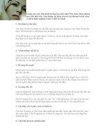9 Cách chữa trị đau đầu hiệu quả doc