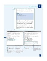 Mysql your visual blueprint for creating open source databases- P6 pdf