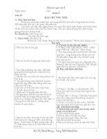 toàn bộ giáo án ngữ văn 8